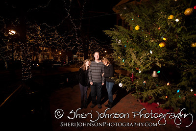 Johnson Family Dahlonega GA Dec 2014