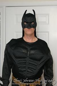 my Super Hero husband