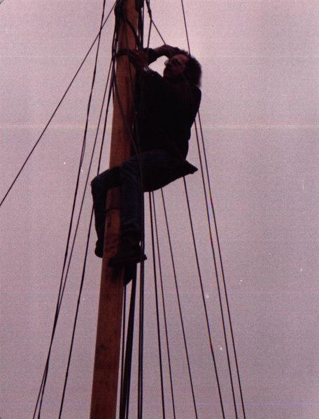 Mast Monkey