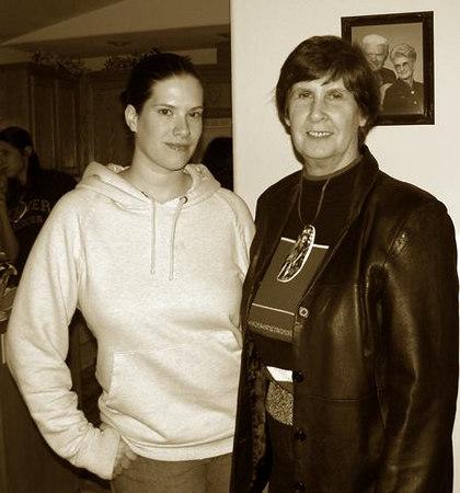 My great aunt Cora