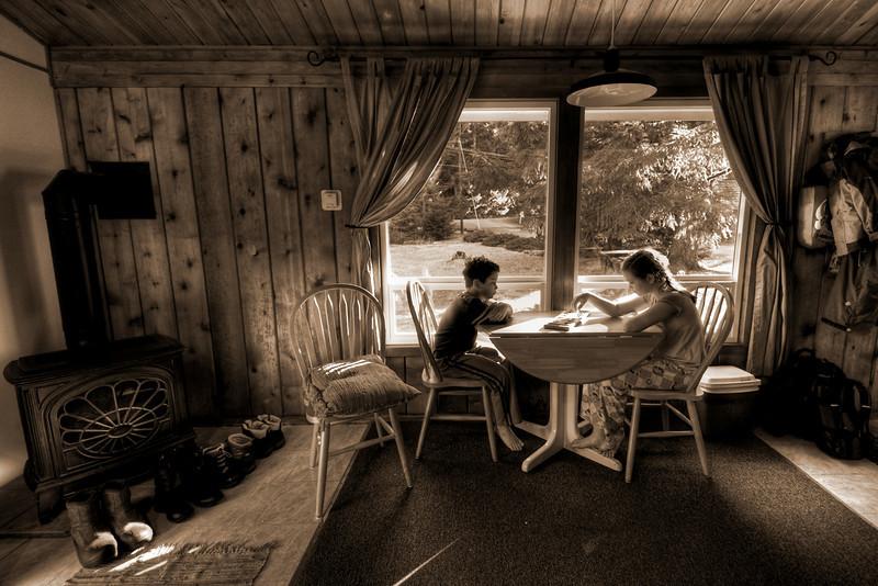 Cabin 2 @ Stone Creek Lodge