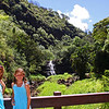 Styling-Waimea Valley Falls