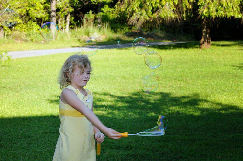 Let's make some bubbles