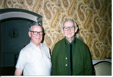 Daddy & Uncle Rex Kennamer 6/95