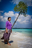 Ma on the Beach, Havelock Island, India<br /> <br /> Daily photo: Jan 14, 2012, taken Jan 9, 2012