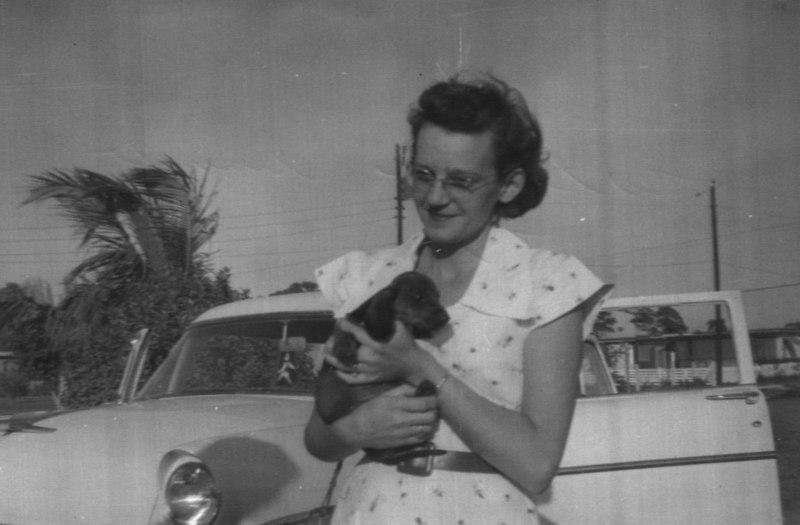 Mom & Tiny '57