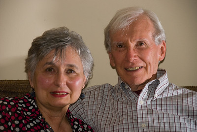 Mom and Dad - Thanksgiving 2009