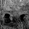 Elm Bank stone bridge in South Natick<br /> <br /> <br /> Sony A200 with Sigma 28-300