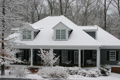 Melanie & Ed's House in Piney Mountain, NC