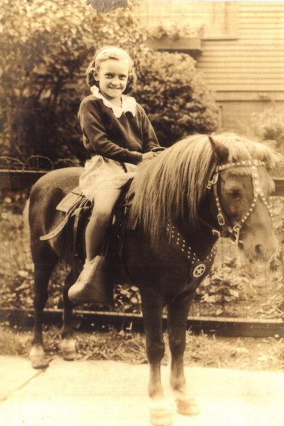 Mom&pony
