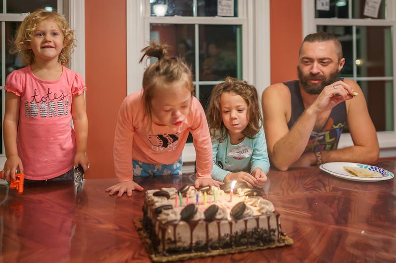 Euphrates' 7th birthday