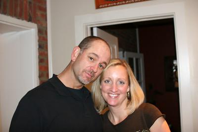 Chris and Caroline Chapman