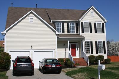 Cerne House in Chesapeake, Virginia