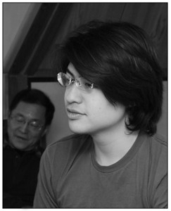 Raymen, our youngest, who is now off to University in the U.S.