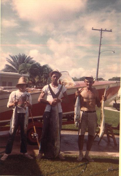 Jer & Dad & Bill