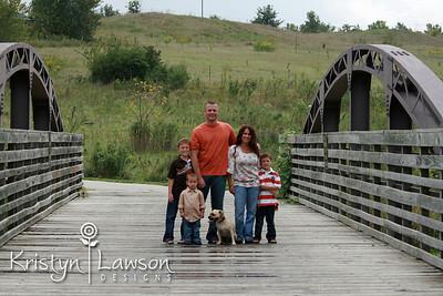 Lawson Family 2009
