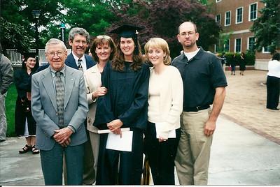 Catherine's Radford Graduation 5/02