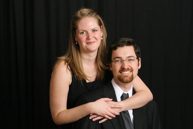 Olivia and David Aldridge