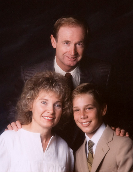 Our family portrait.