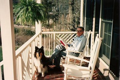 Daddy & Duchess 3/92