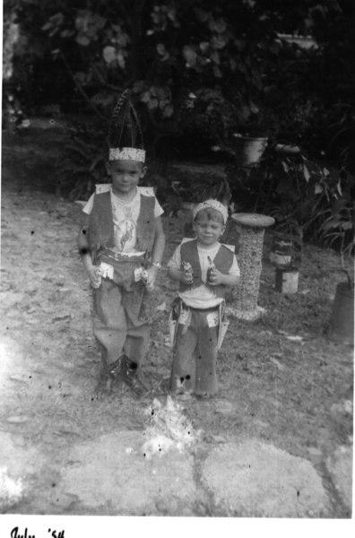 Wild Injuns '54