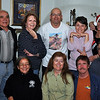 Christmas 2010 in Santa Fe, NM. Christmas 2010 in Santa Fe, NM. First row, left to right: Theresa (aunt), Liz (sister), Sam (Liz's husband), Rick (me). Back row: Frank (dad), Mary (mom), Chris (brother), Wendy (my wife) and Karen (sister).