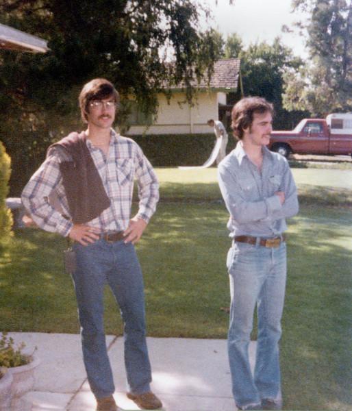 Brian and Mark