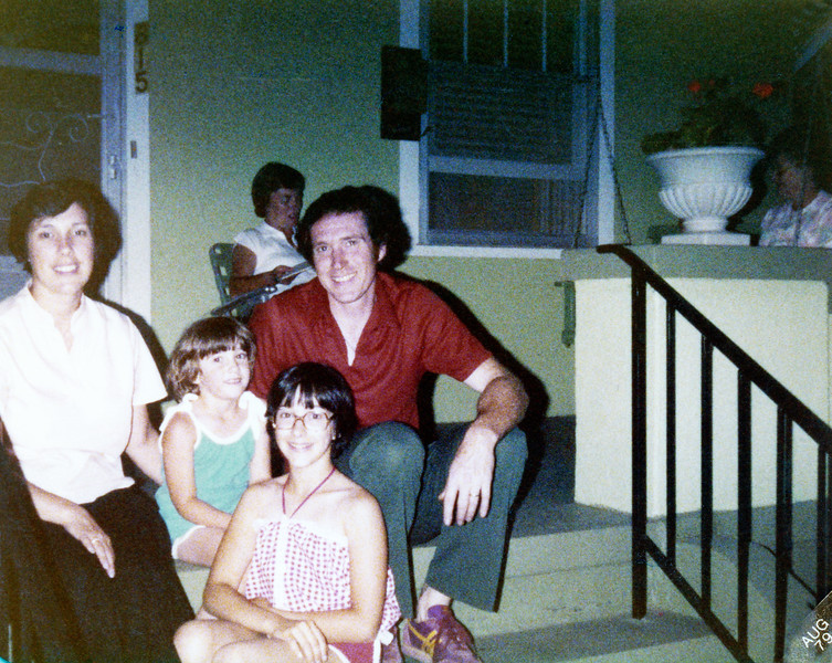 I think, John and Jean and their kids at Grandma Austin's house