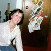 LuAnne at Christmas.  Probably California