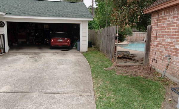 Garage view 53G632184-5476