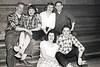 George Balyeat, Cherry Brady, Patsy Kelly (in front)