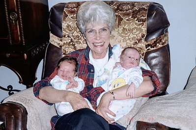 Katy, Gt Grandma, Mady