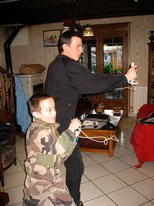 Cedric & Mathurin jouent a la Wii
