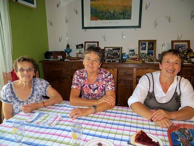 Maman, Evelyne & Sylvie