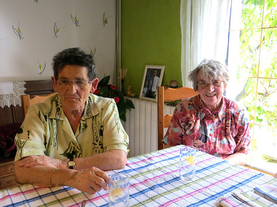 Anne-Marie & Bernadette