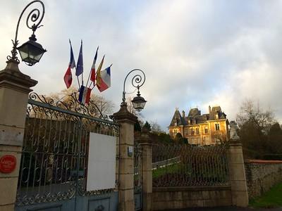 Château Raymond Poincaré à Sampigny