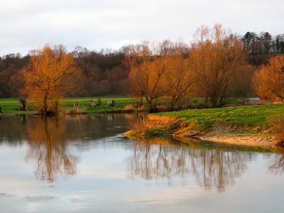 La Meuse à Brasseitte
