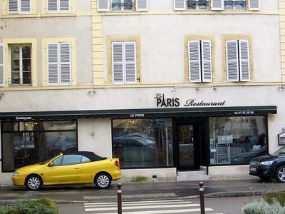 Restaurant à Metz