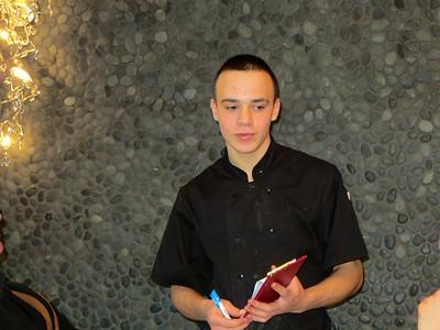Mathurin, notre serveur
