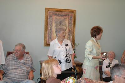 Fannie's 91st Birthday