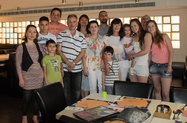 Farewell family reunion