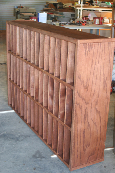 book case for church
