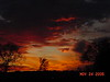 Sunset November 2005
