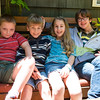 Father's Day at Geoff/LeAnn's<br /> <br /> Cousins