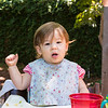 Father's Day at Geoff/LeAnn's<br /> <br /> Baby Harper!