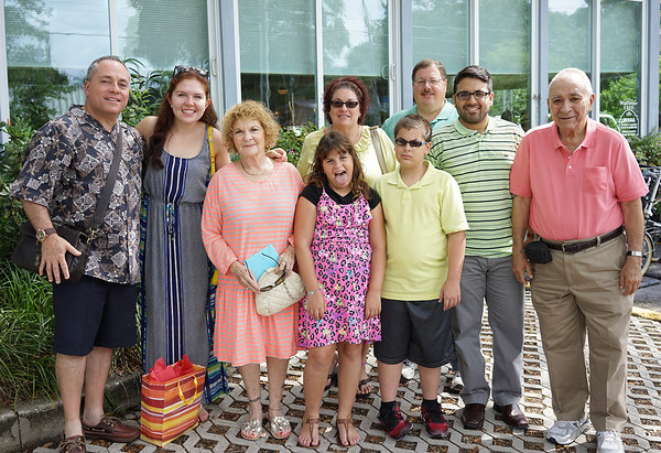 Father's Day 2014:  June 16, 2014