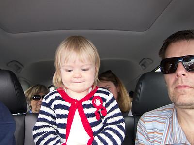 Father's Day ferry trip to Bainbridge, June 2012