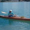 Dennis with Kayak