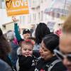 Oakland Women's March by Jean Yim