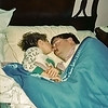 Ben and I napped out in 1990. I've enjoyed every age of my kids, but being a parent then was still new to me and I was just beginning to understand how much I liked being a Dad.
